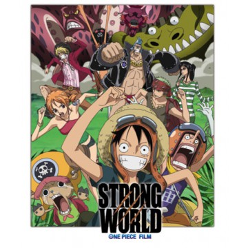 BLURAY ONE PIECE: STRONG WORLD