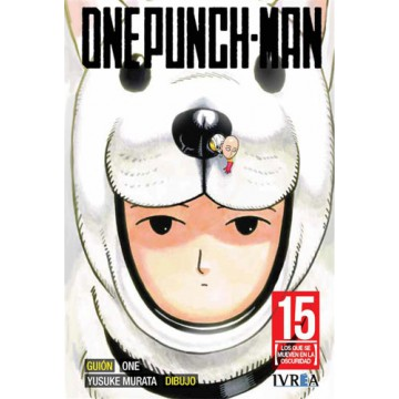 ONE PUNCH-MAN 15