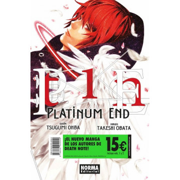 PACK PLATINUM END 01 + 02
