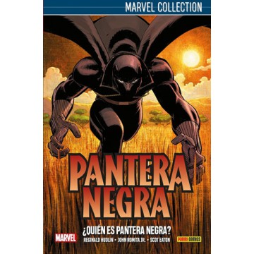 PANTERA NEGRA DE HUDLIN 01: ¿QUIÉN ES PANTERA NEGRA? (Marvel collection)