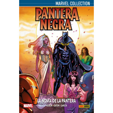 PANTERA NEGRA DE HUDLIN 02: LA NOVIA DE LA PANTERA (Marvel collection)