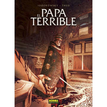 EL PAPA TERRIBLE