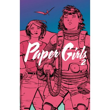 PAPER GIRLS TOMO 02 (de 6)