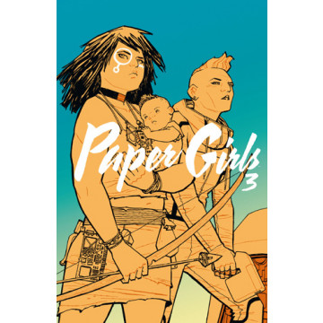 PAPER GIRLS TOMO 03 (de 6)