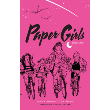 PAPER GIRLS INTEGRAL 01 (de 02)