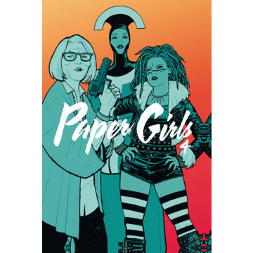 PAPER GIRLS TOMO 04 (de 6)