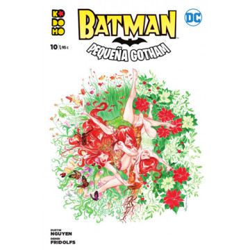 BATMAN: PEQUEÑA GOTHAM 10 (De 12)