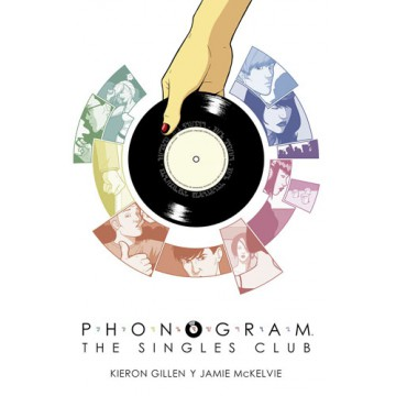 PHONOGRAM 02: THE SINGLES CLUB