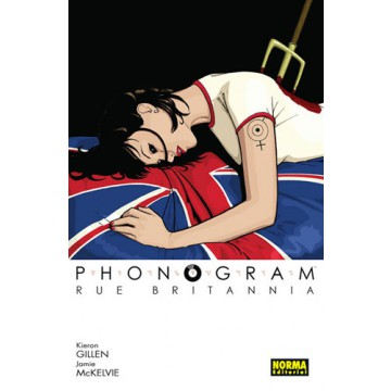 PHONOGRAM 01: RUE BRITANNIA