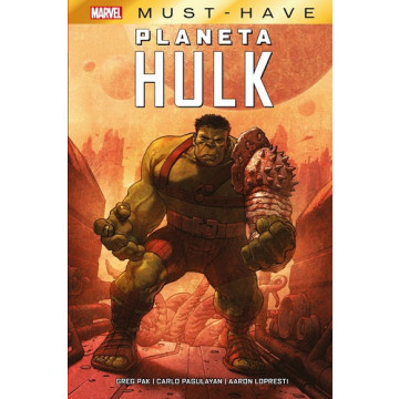 PLANETA HULK (Marvel Must-Have)