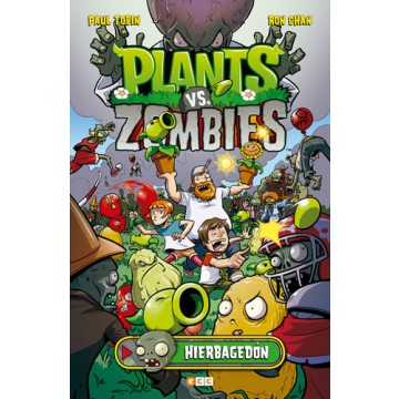 PLANTS VS. ZOMBIES: HIERBAGEDÓN