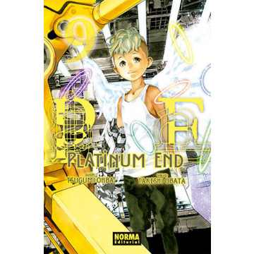 PLATINUM END 09