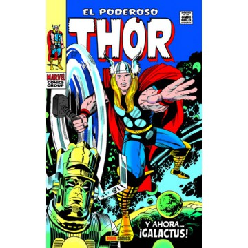 EL PODEROSO THOR 04: Y AHORA ¡GALACTUS! (Marvel Gold Omnibus)