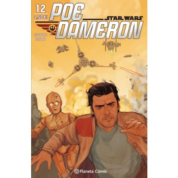 STAR WARS: POE DAMERON 12