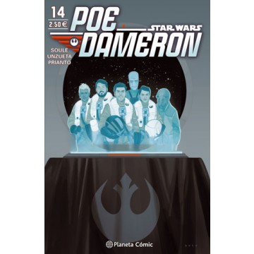 STAR WARS: POE DAMERON 14