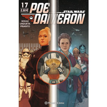 STAR WARS: POE DAMERON 17