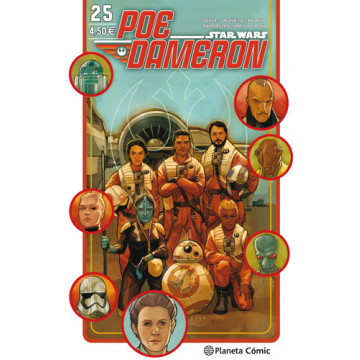 STAR WARS: POE DAMERON 25
