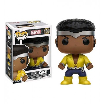 FIGURA POP! LUKE CAGE (MARVEL)