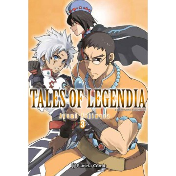 TALES OF LEGENDIA 03 (de 6)
