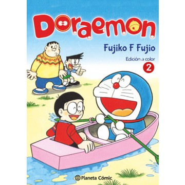 DORAEMON 02 (Edición a Color)