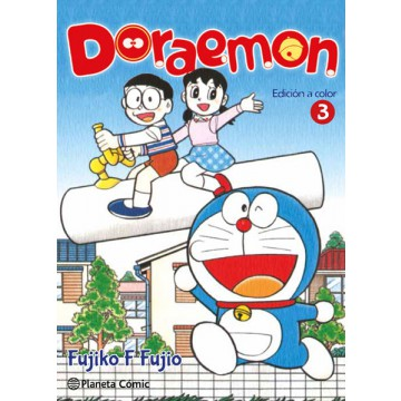 DORAEMON 03 (Edición a Color)