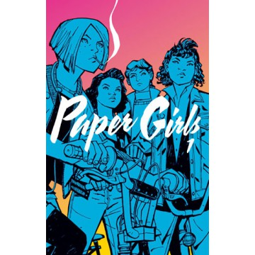 PAPER GIRLS TOMO 01 (de 6)