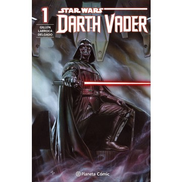 STAR WARS DARTH VADER (TOMO RECOPILATORIO) 01