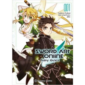SWORD ART ONLINE: FAIRY DANCE 01 (de 3)
