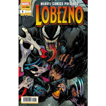 MARVEL COMICS PRESENTS: LOBEZNO 02 (de 03)