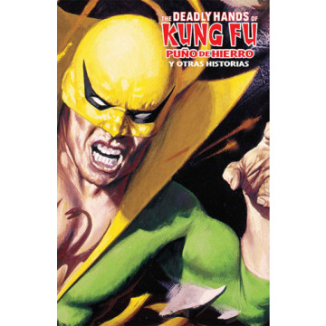 THE DEADLY HANDS OF KUNG FU. PUÑO DE HIERRRO (MARVEL LIMITED EDITION)