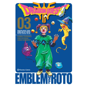 DRAGON QUEST EMBLEM OF ROTO 03 (de 15)