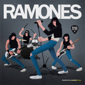 RAMONES (BAND RECORDS 01)