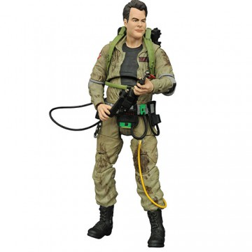 FIGURA DR. RAY QUITTIN (GHOSTBUSTERS) - MOVIE SELECT SERIE 3