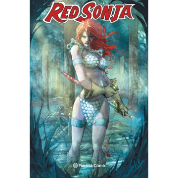 RED SONJA 01: A MUNDOS DE DISTANCIA