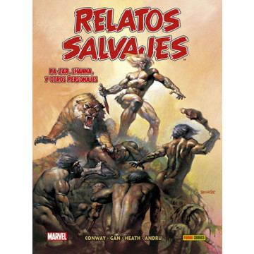 BIBLIOTECA RELATOS SALVAJES 02 (de 02)