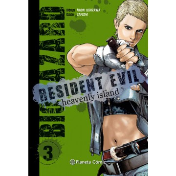 RESIDENT EVIL HEAVENLY ISLAND 03 (de 05)
