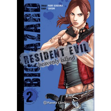 RESIDENT EVIL HEAVENLY ISLAND 02 (de 05)