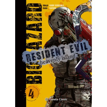 RESIDENT EVIL HEAVENLY ISLAND 04 (de 05)