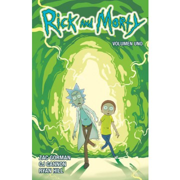 RICK Y MORTY 01