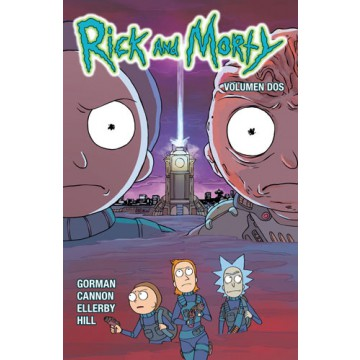 RICK Y MORTY 02
