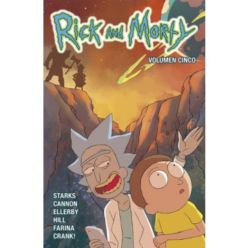 RICK Y MORTY 05