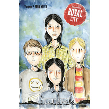 ROYAL CITY 02: SONIC YOUTH