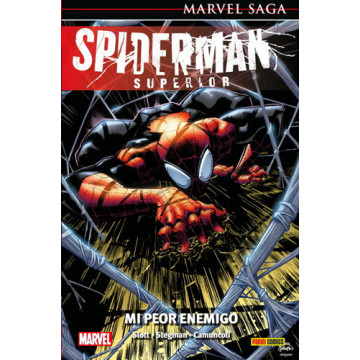EL ASOMBROSO SPIDERMAN 39: SPIDERMAN SUPERIOR. MI PEOR ENEMIGO (Marvel Saga 86)