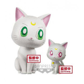 FIGURA ARTEMIS (SAILOR MOON) - QPOSKET FLUFFY PUFFY