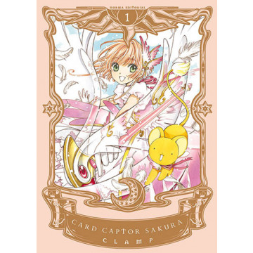CARD CAPTOR SAKURA 01