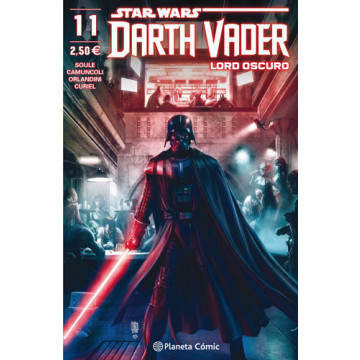 STAR WARS: DARTH VADER LORD OSCURO 11