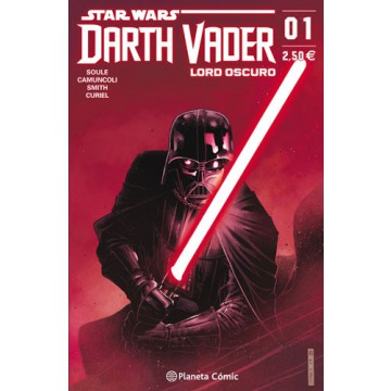 STAR WARS: DARTH VADER LORD OSCURO 01