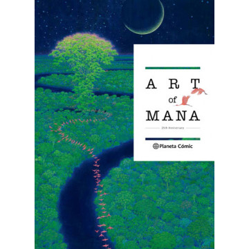 SECRET OF MANA (Artbook)