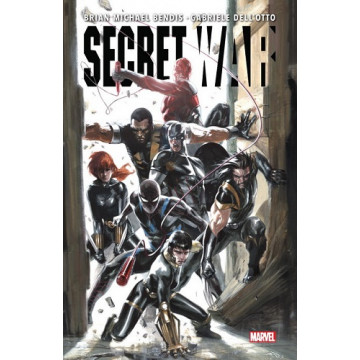 SECRET WAR (Marvel Integral)