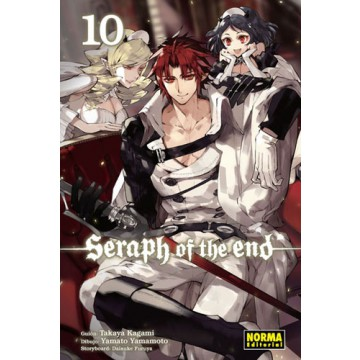 SERAPH OF THE END 10